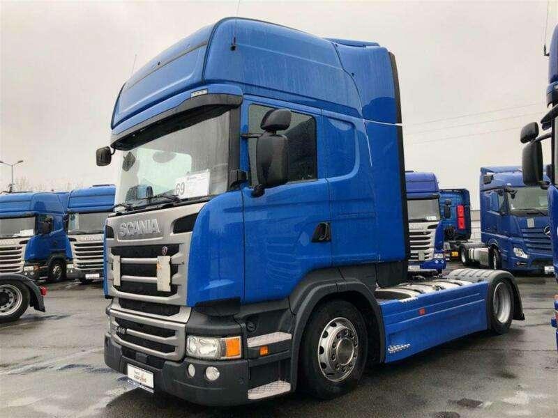 Scania R 410 Topline 2 Tanks / Leasing - 2018
