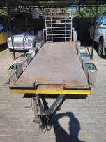 5m Flat bed trailer