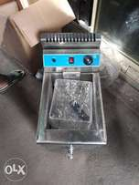 10 litter gas fryer