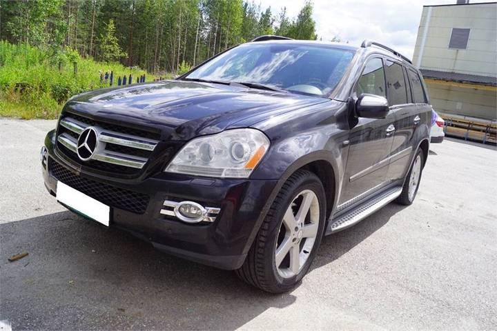 Mercedes-Benz Gl 320 - 2009