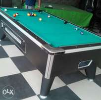 Imported coin snooker