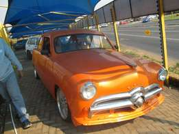 1949 Ford coupe