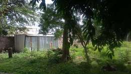 MIRAMAR PROPERTY SOLUTIONS..One Plot for sale Jumba Ruins