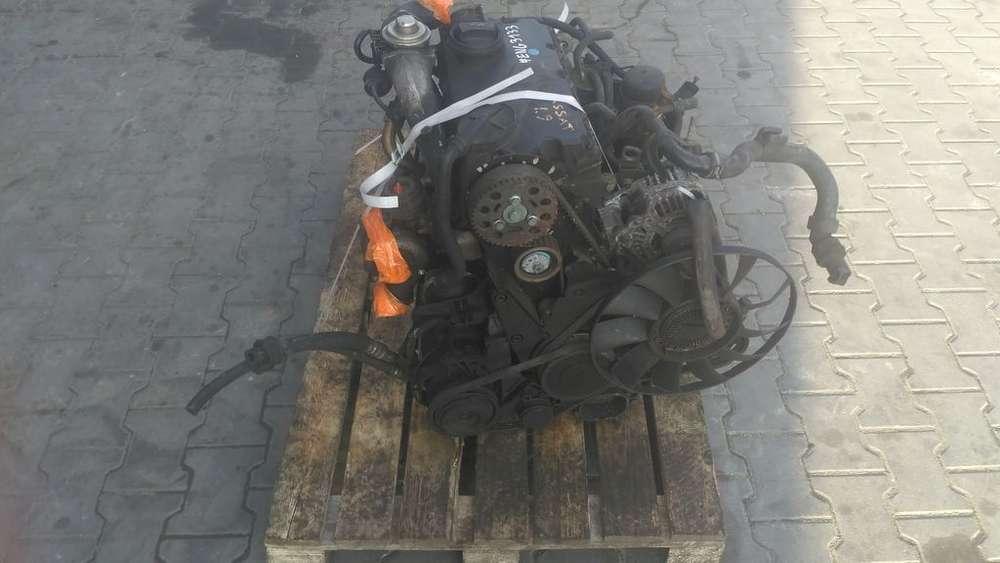 Volkswagen Passat 1.9 AWX ASZ AVF engine for  Silnik Passat 1.9 AWX ASZ - image 4