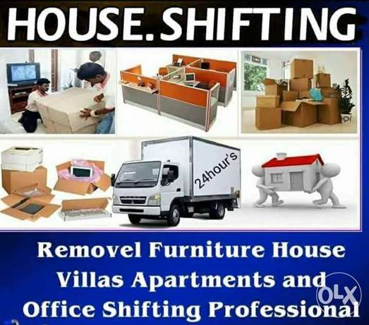 Shifting house flat furniture removing fixing