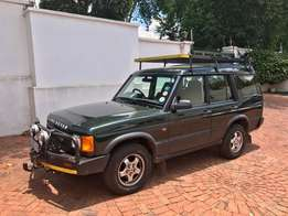 Land Rover Disco 2 2002 model for sale
