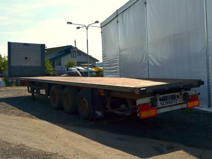 Schmitz Cargobull Cargobull plato pozink - 2008