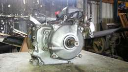 Honda gx160 engine in good running condition for sale