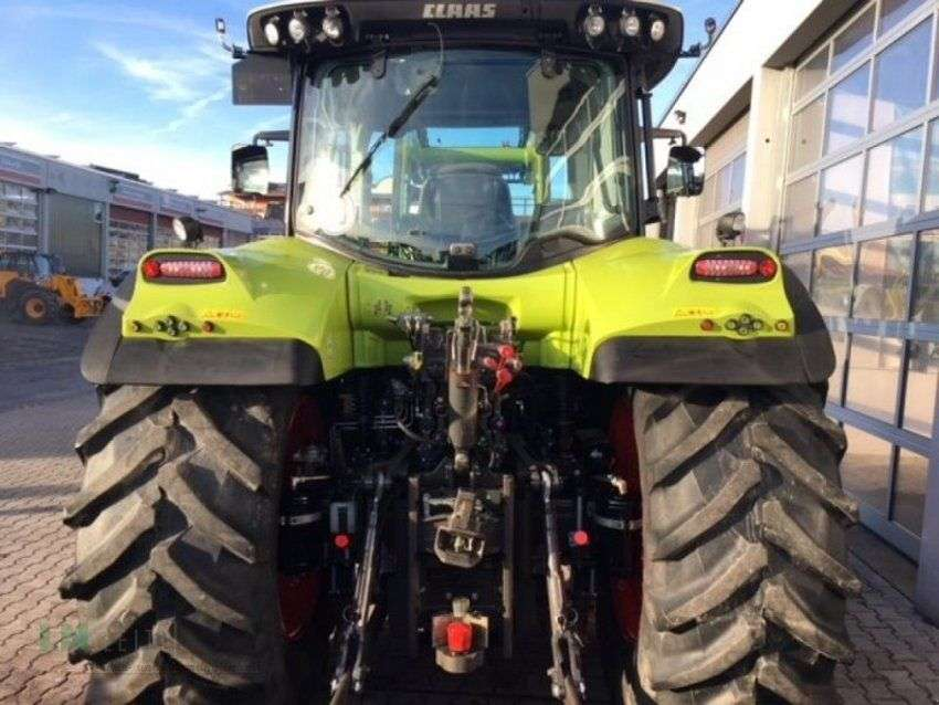 Claas arion 550 cmatic - 2015 - image 8