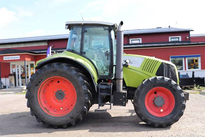 Claas Axion 840 Dismantled For Spare Parts