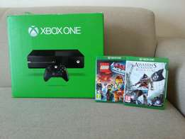 Xbox One + Games.
