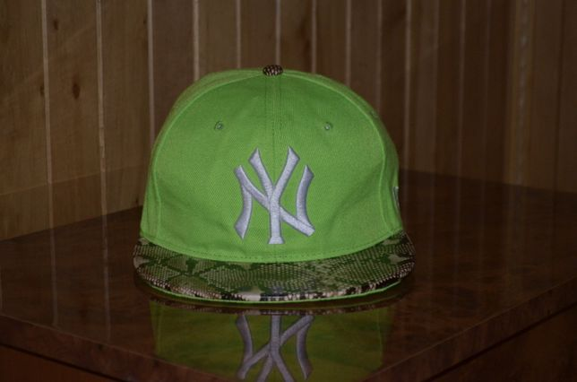 Snapback NY New York New Era Left Side No Fear Brooklin снепбек кепка  Болехів - зображення a84ede3c5090