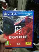 Drive club New and sealed