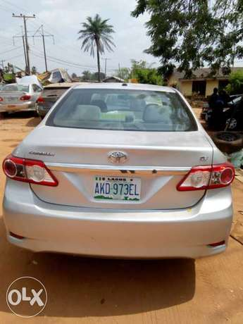 Sparkling clean firstbody 2012 Toyota Corolla Ibadan North - image 1