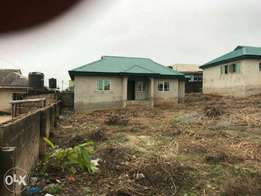 Three Bedroom flat all room ensuite at Asese[Glo area]