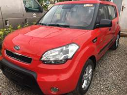 Very clean KIa soul in a very good condition