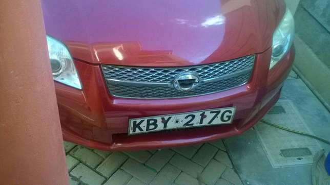 Toyota Fielder 1800cc 2008 model South C - image 3