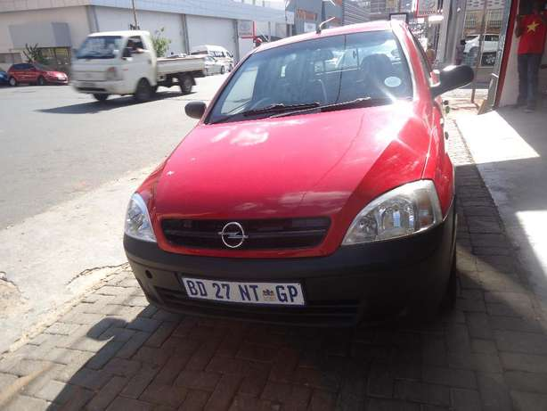 2011 Chevrolet Utility 1.4 Available for Sale Johannesburg - image 1