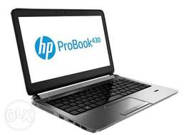 Hp probook 430 core i3 2.2ghz/500gb/4gb/touchscreen
