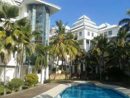 Amazing Fully furnished 3 bed Apartment on Nyali Beach front.