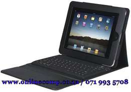 iPad 2 & 3 Bluetooth Keyboard Case