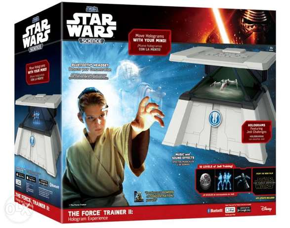 star wars force trainer 2 game rc toy christmass gift
