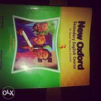 New Oxford Secondary English Textbook For SS3