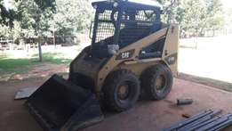 2008 CAT 216B2 Bobcat for sale