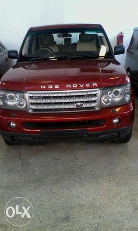 Brand new red Range Rover Sport KCN for sale at Mombasa Island Mombasa Island - image 1