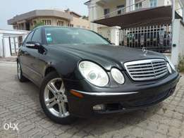 Mercedes Benz E350 4matic 2006