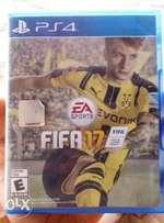 FIFA 17 Ps4 (of course its available for swapping)