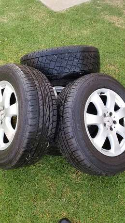 Mercedes Benz ML 350 Mags and tyres Dundee - image 2