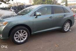 Registered 2010 Toyota Venza