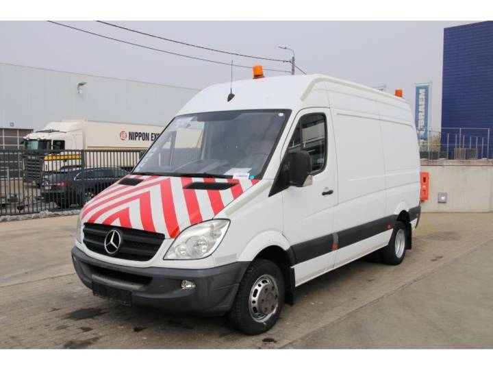Mercedes-Benz SPRINTER 519 CDI - 84 793 KM - 2010