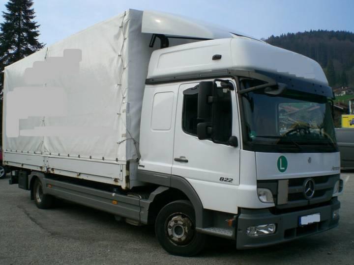 Mercedes-Benz 822 Atego Standklima - 2011 - image 5