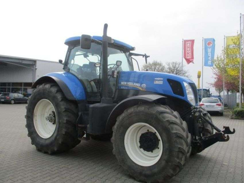 New Holland t7.270 ac - 2012 - image 3