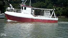 Fishing Boat - Josefina