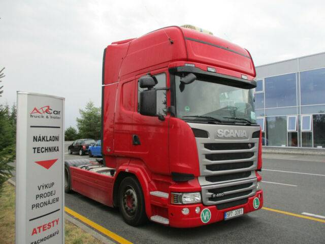 Scania R 450 LowDeck - 2019