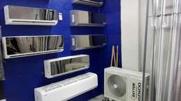 Airconditioning installations, repairs, service etc