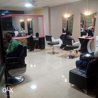 Be your own boss.Rent a chair in a high end Salon.