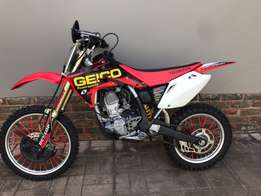 Honda CRF 150 R in great condition
