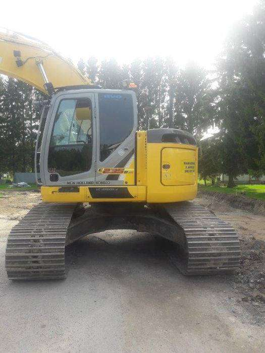 New Holland E235bsr-2 - 2011 - image 2
