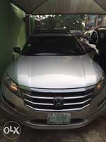 Super clean Nigeria used Honda Crosstour 2012 model