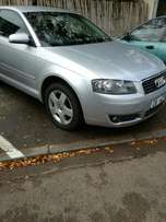 A3 2.0L TDI for sale