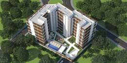 3 Bedroom Apartment With Dsq,Duplex and Penthouse (Top Quality)