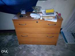 Drawer and table
