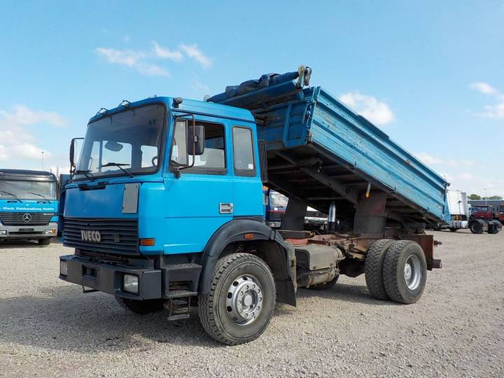 Iveco Turbostar 190-36 (BIG AXLE / STEEL / WATER COOLED / 6 CYL... - 1992