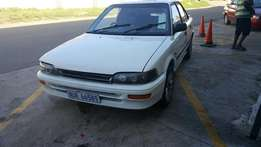 Toyota Corolla 160i Parts