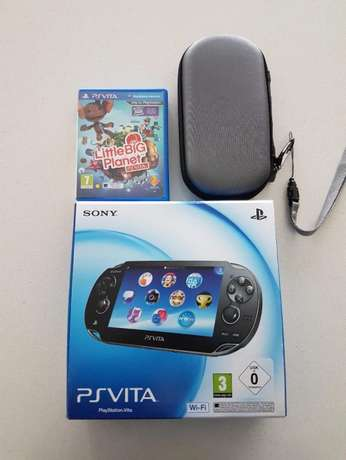 PlayStation Vita (PS Vita) for sale - Excellent Condition Walmer - image 7