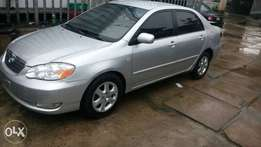 Toyota corrolla 2005 direct tokunbo for sale.